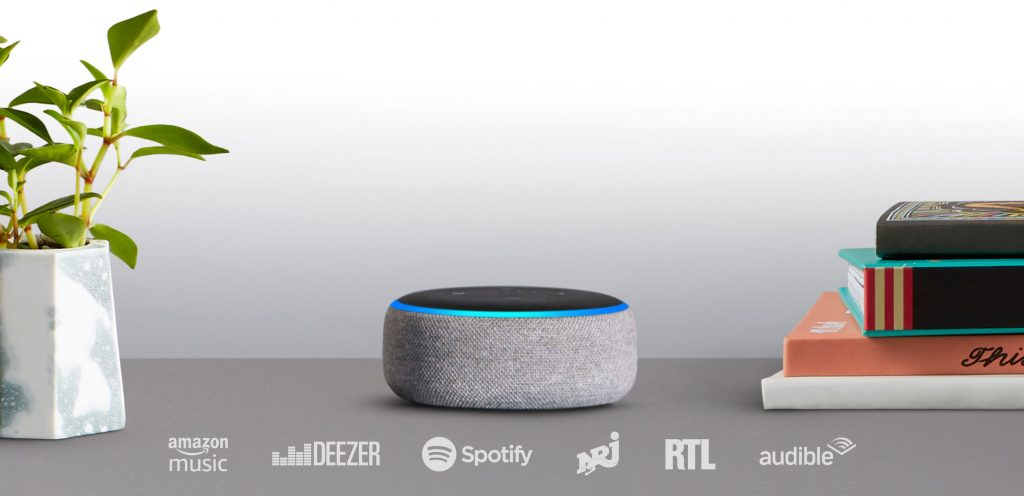 amazon echo dot pas cher