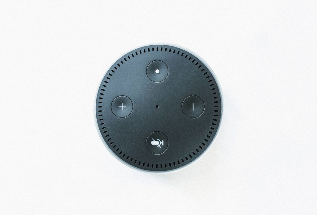 enceinte amazon echo dot