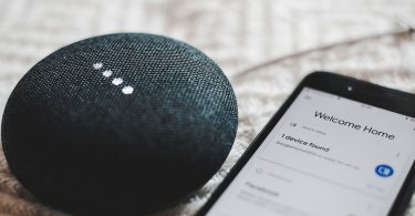 google home-mini